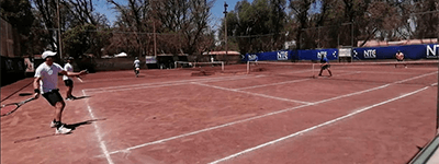arrienda cancha en National Tennis Club